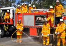 Reciclagem de Combate a Incendio